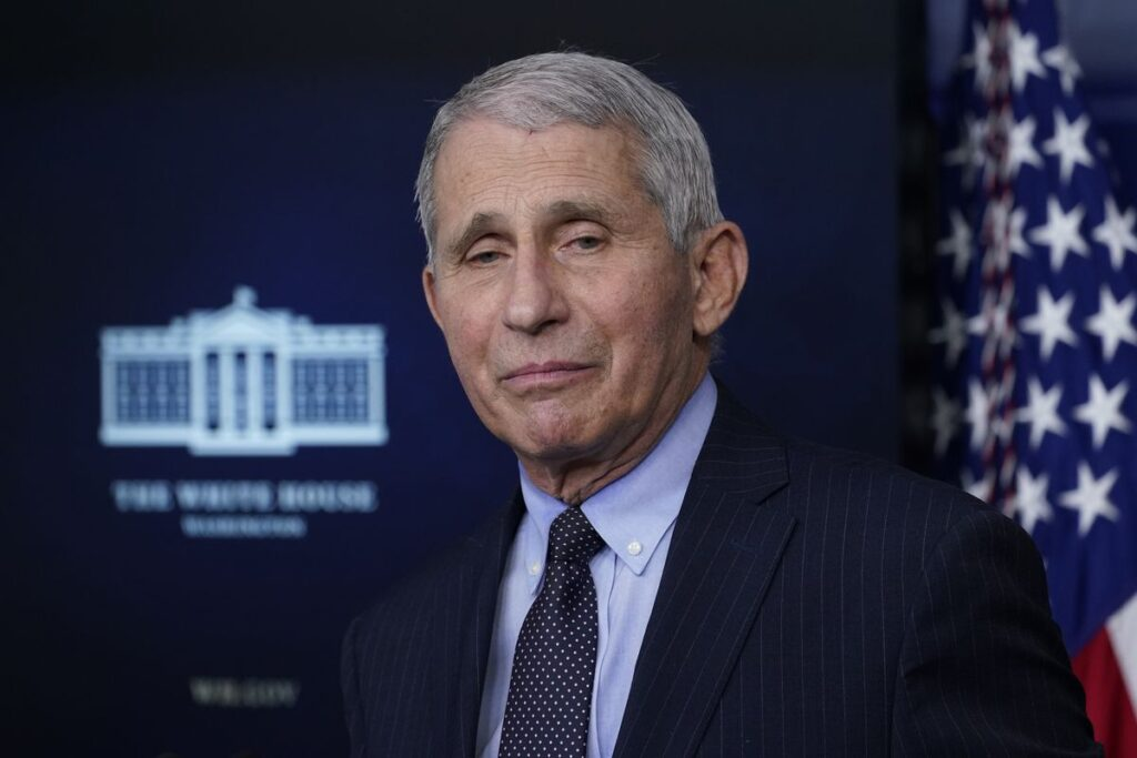Expert Says Fauci Responsible for Hundreds of Thousands of American Deaths